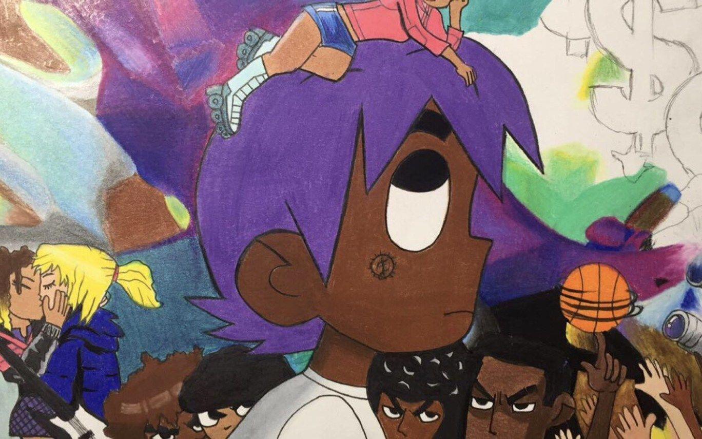 Lil Uzi Vert Album Cover Computer Wallpapers Wallpaper Cave
