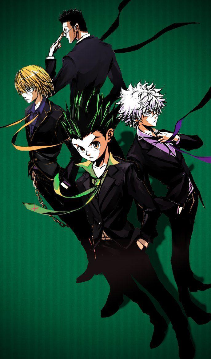 Hunter X Hunter iPhone Wallpapers