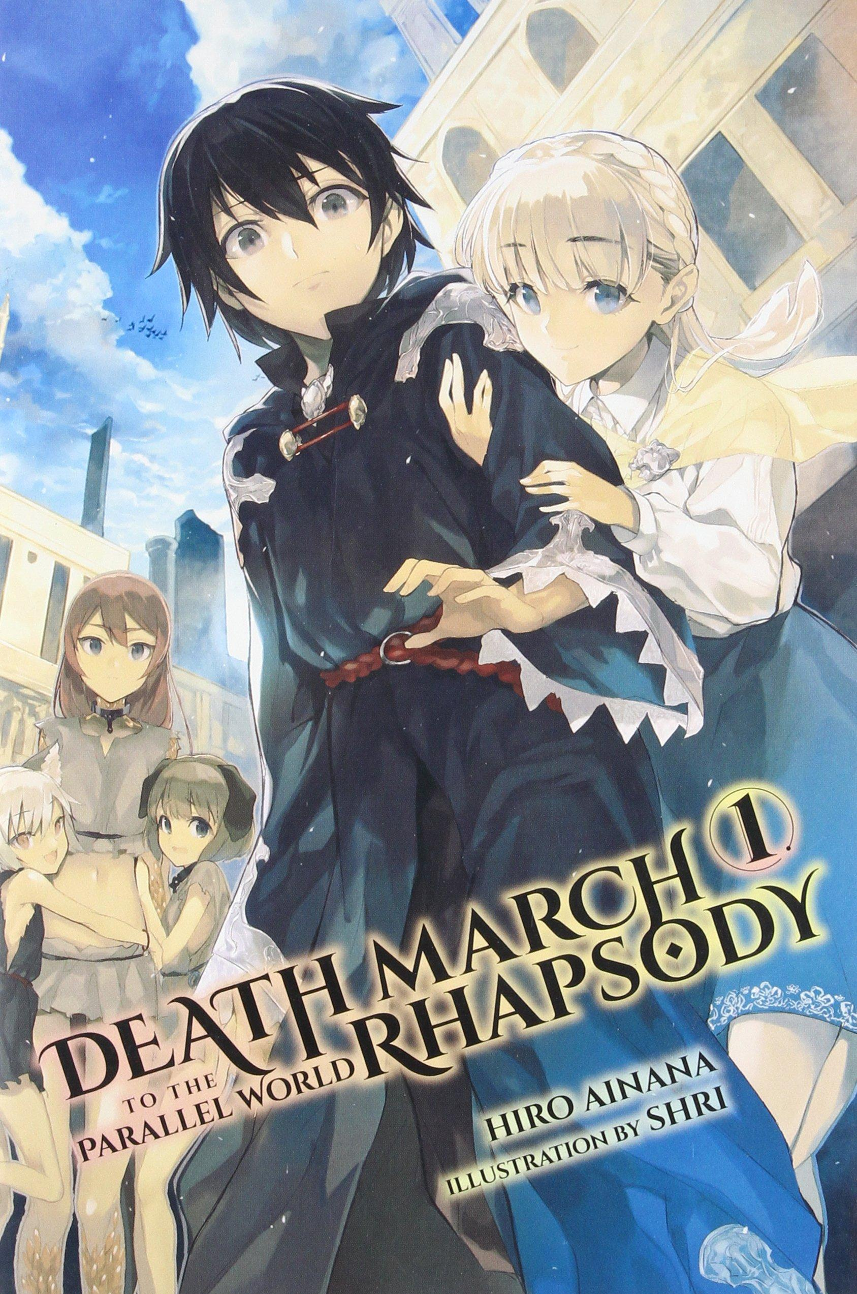 Death March To The Parallel World Rhapsody Phone Wallpapers