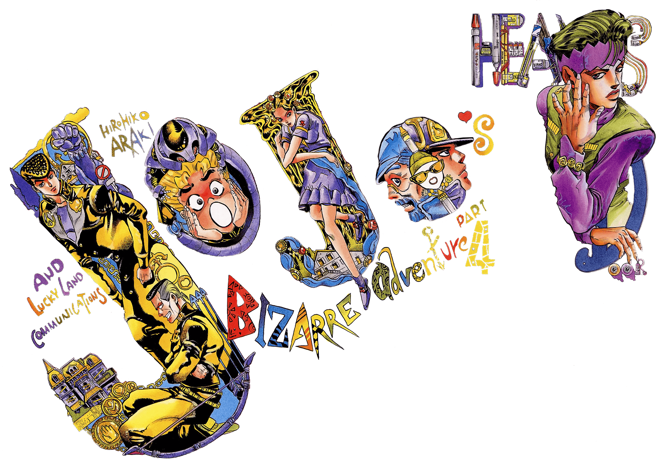 Jojo Anime Hd Wallpapers Wallpaper Cave