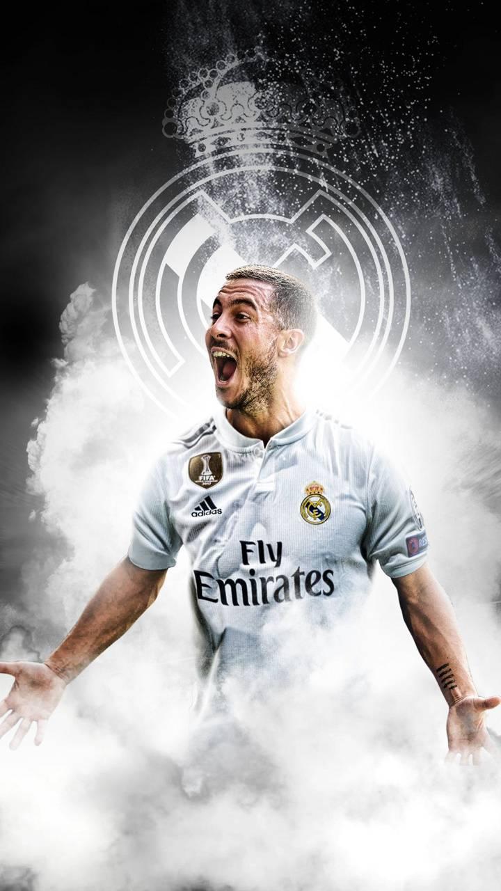 Eden Hazard Iphone Real Madrid Wallpapers Wallpaper Cave