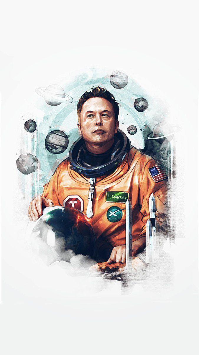 Elon Musk Phone Wallpapers Wallpaper Cave Elon musk wallpaper zedge