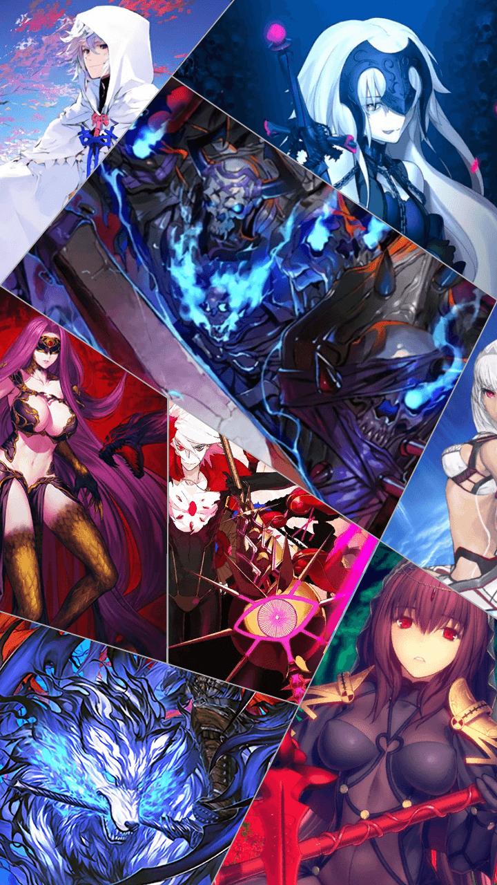Fate Grand Order Phone Wallpapers Wallpaper Cave
