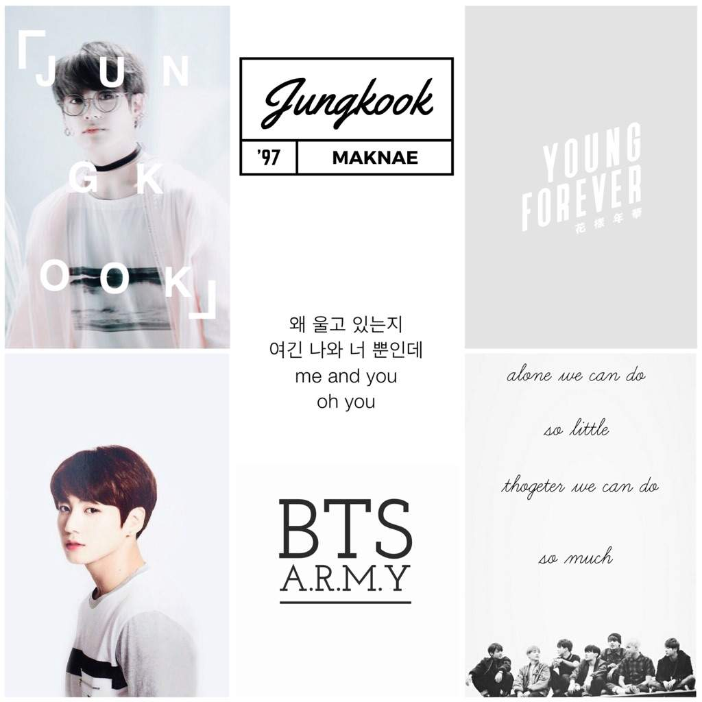 Black And White Aesthetic Jungkook Wallpapers Wallpaper Cave