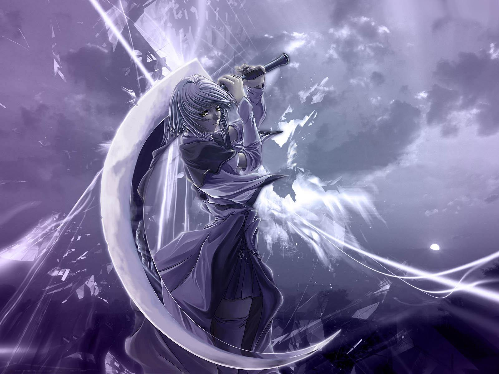 Best Anime Pc Wallpapers Wallpaper Cave