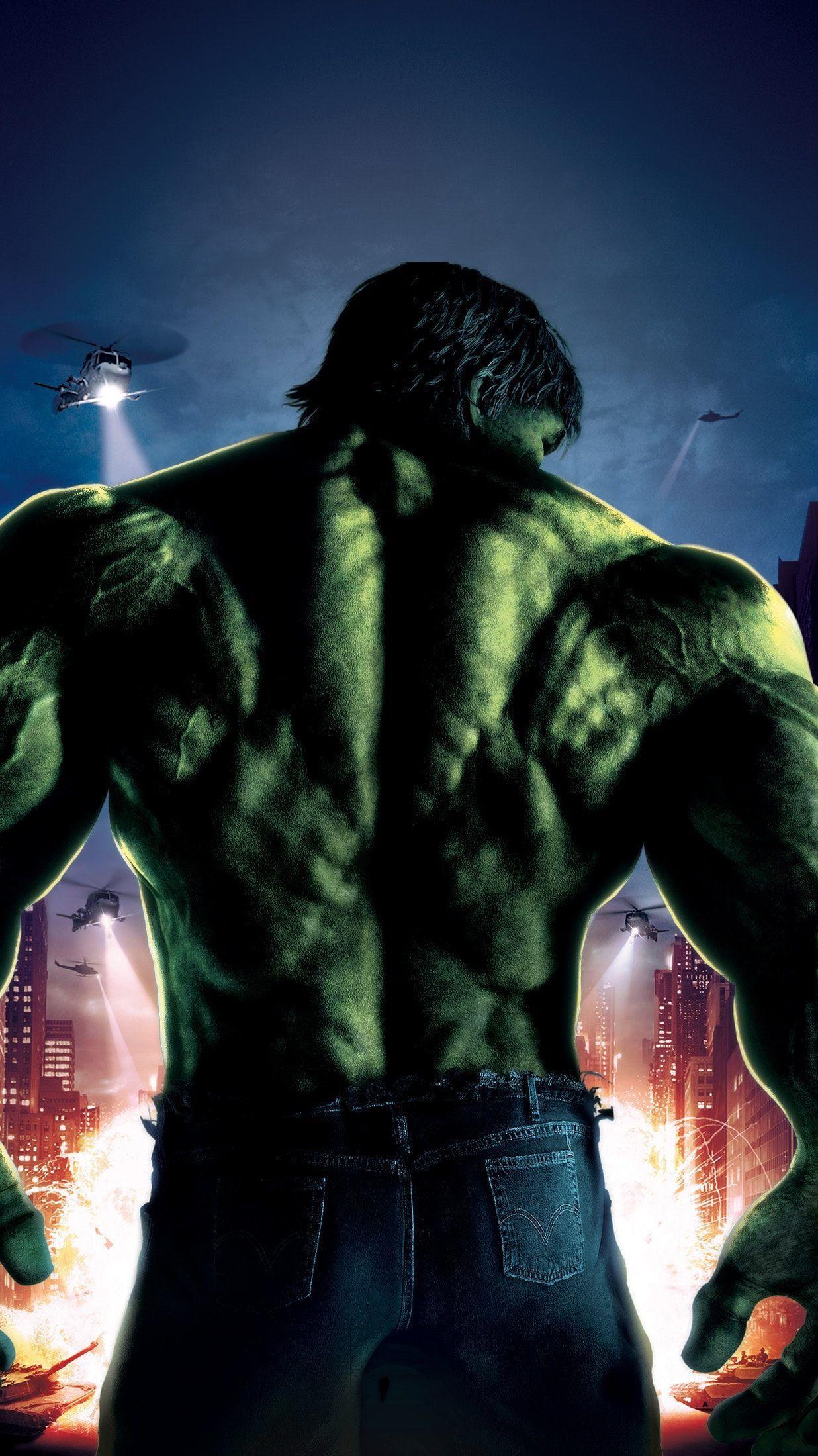 Iphone Incredible Hulk Hd Wallpapers Wallpaper Cave