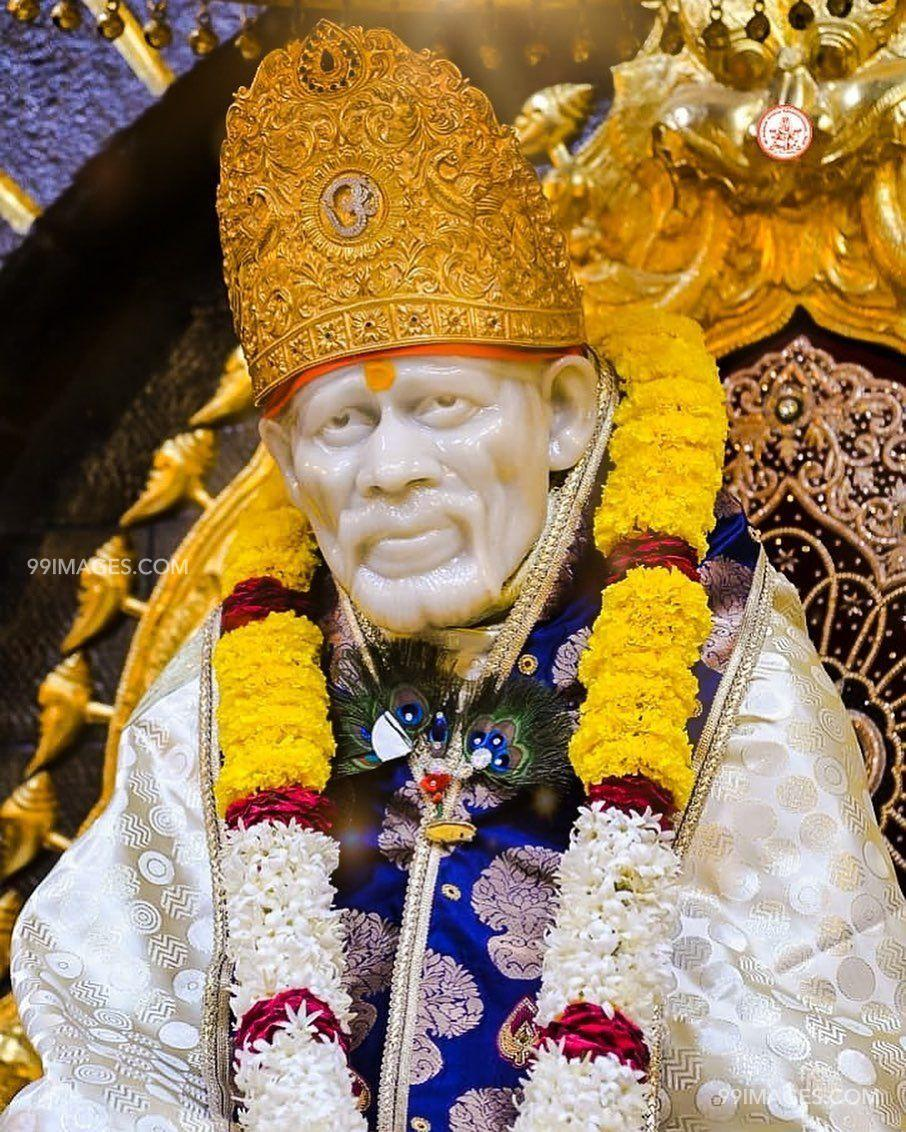 Shirdi Sai Baba Wallpapers Wallpaper Cave