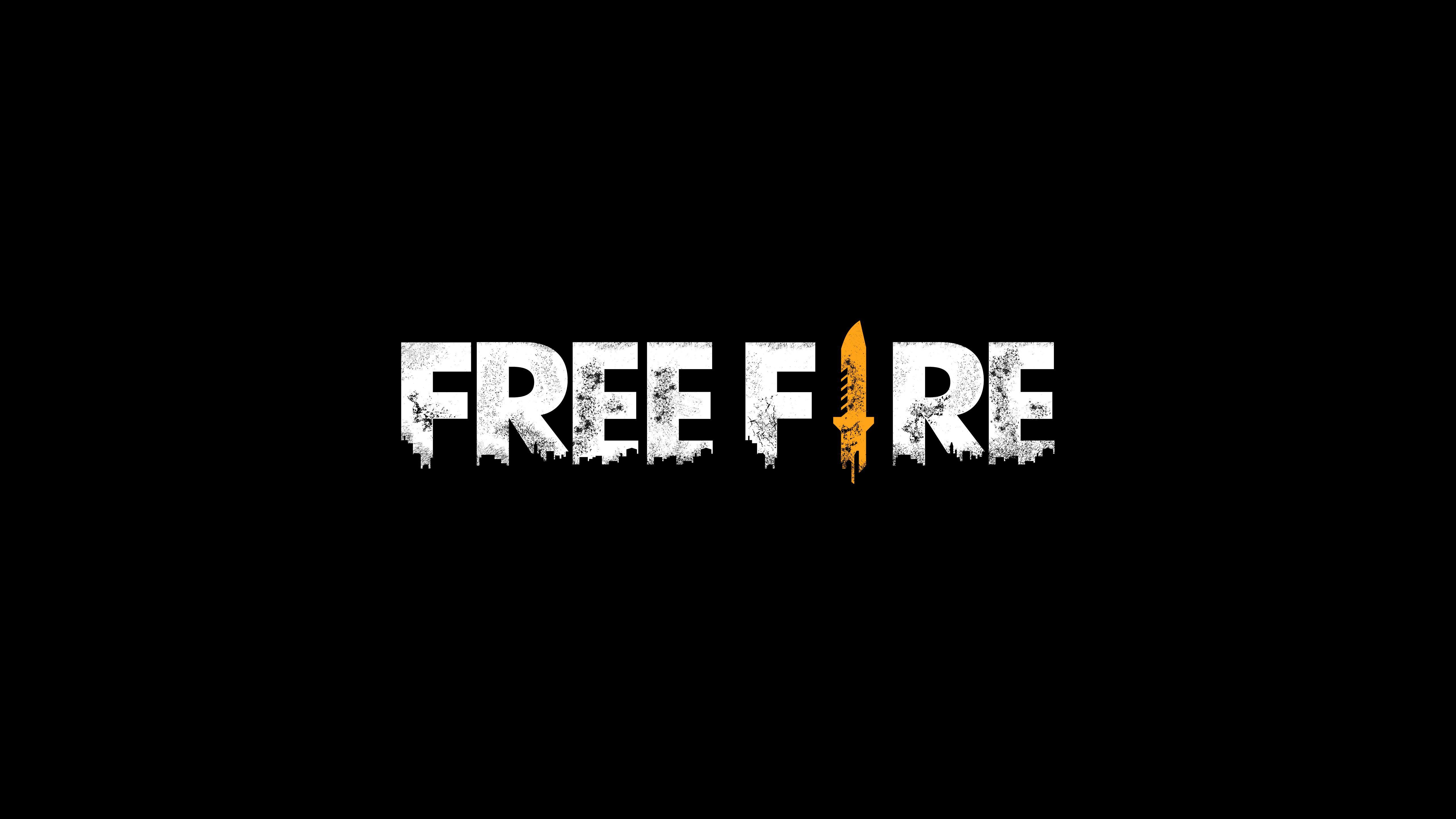 Garena Free Fire Logo Wallpapers Wallpaper Cave