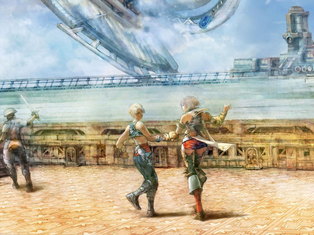 Final Fantasy Xii Desktop Wallpapers Wallpaper Cave