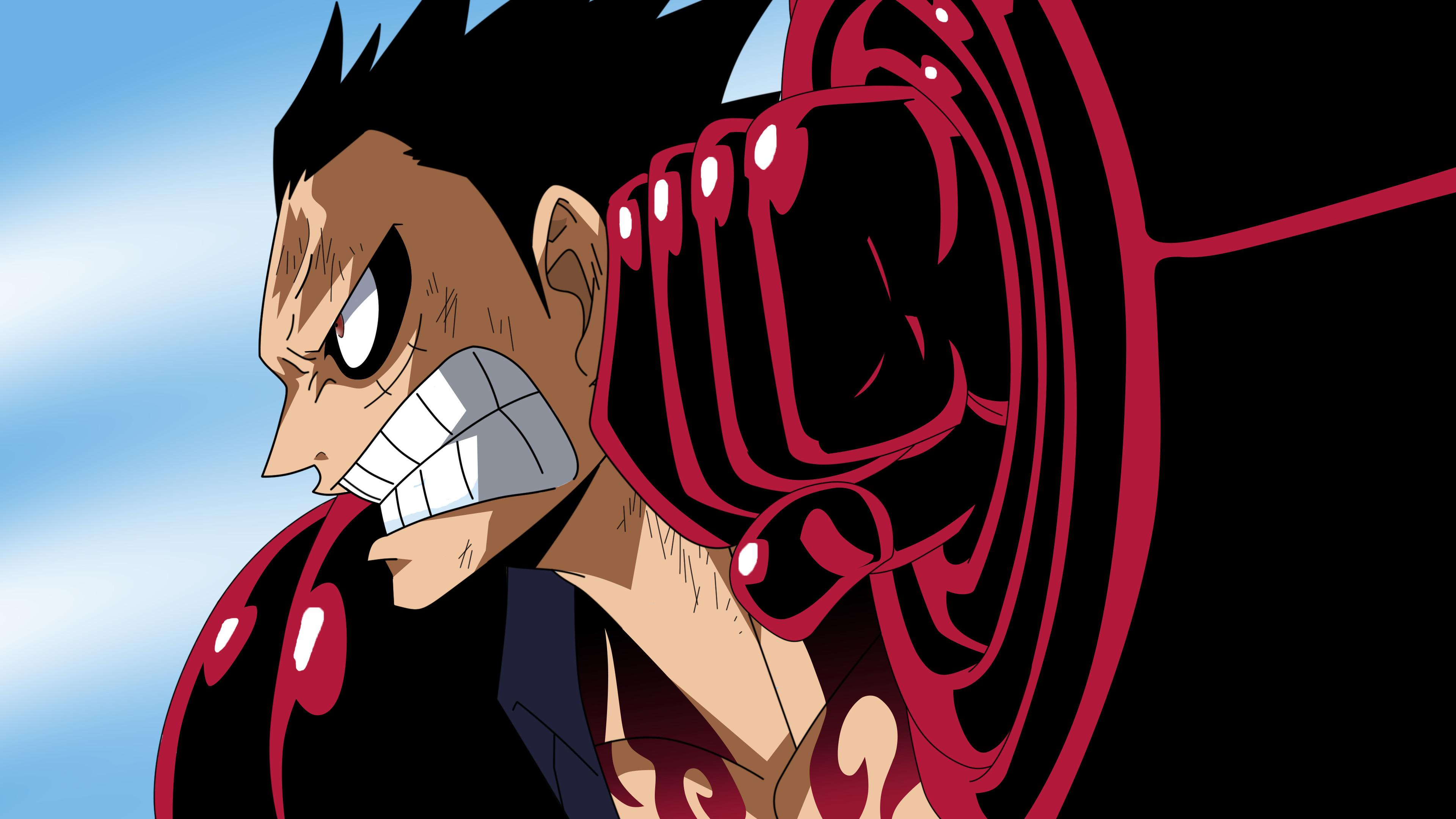 Monkey Luffy 4k Wallpapers Wallpaper Cave