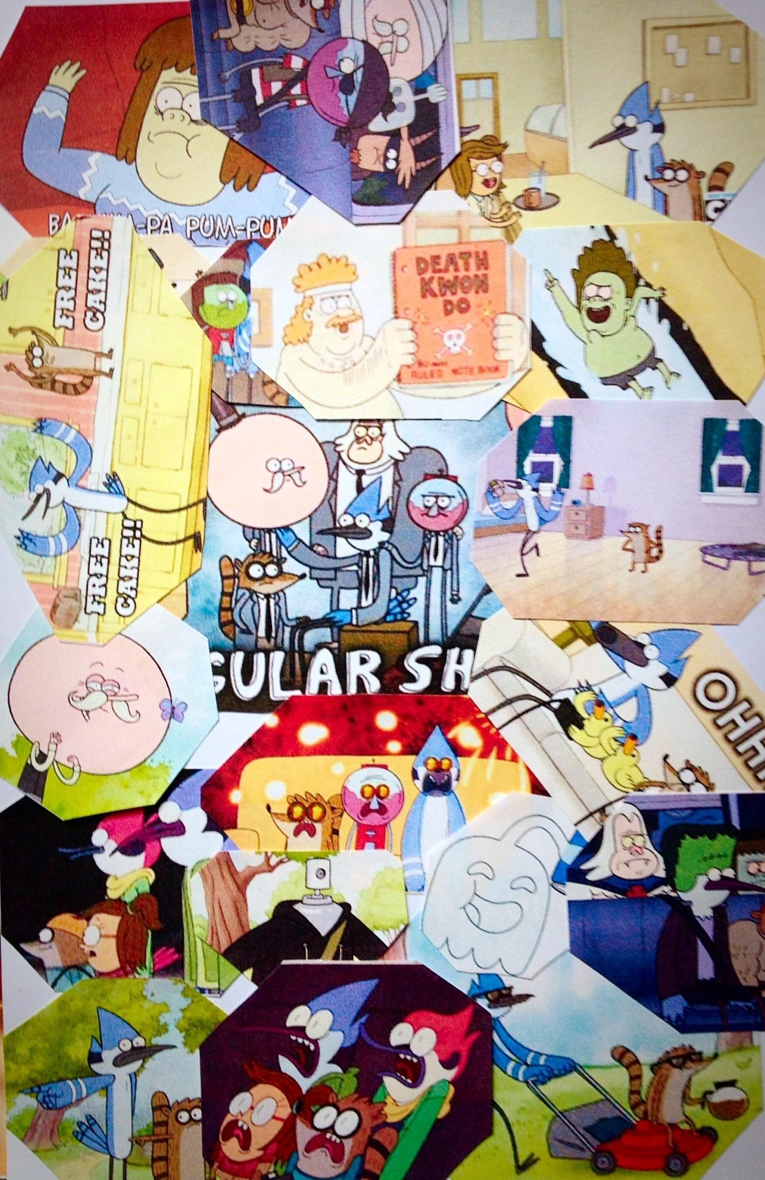 Regular Show Hd Phone Wallpapers - Wallpaper Cave