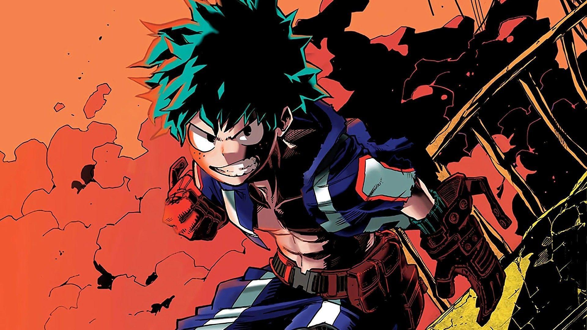 Bnha Anime Wallpapers Wallpaper Cave