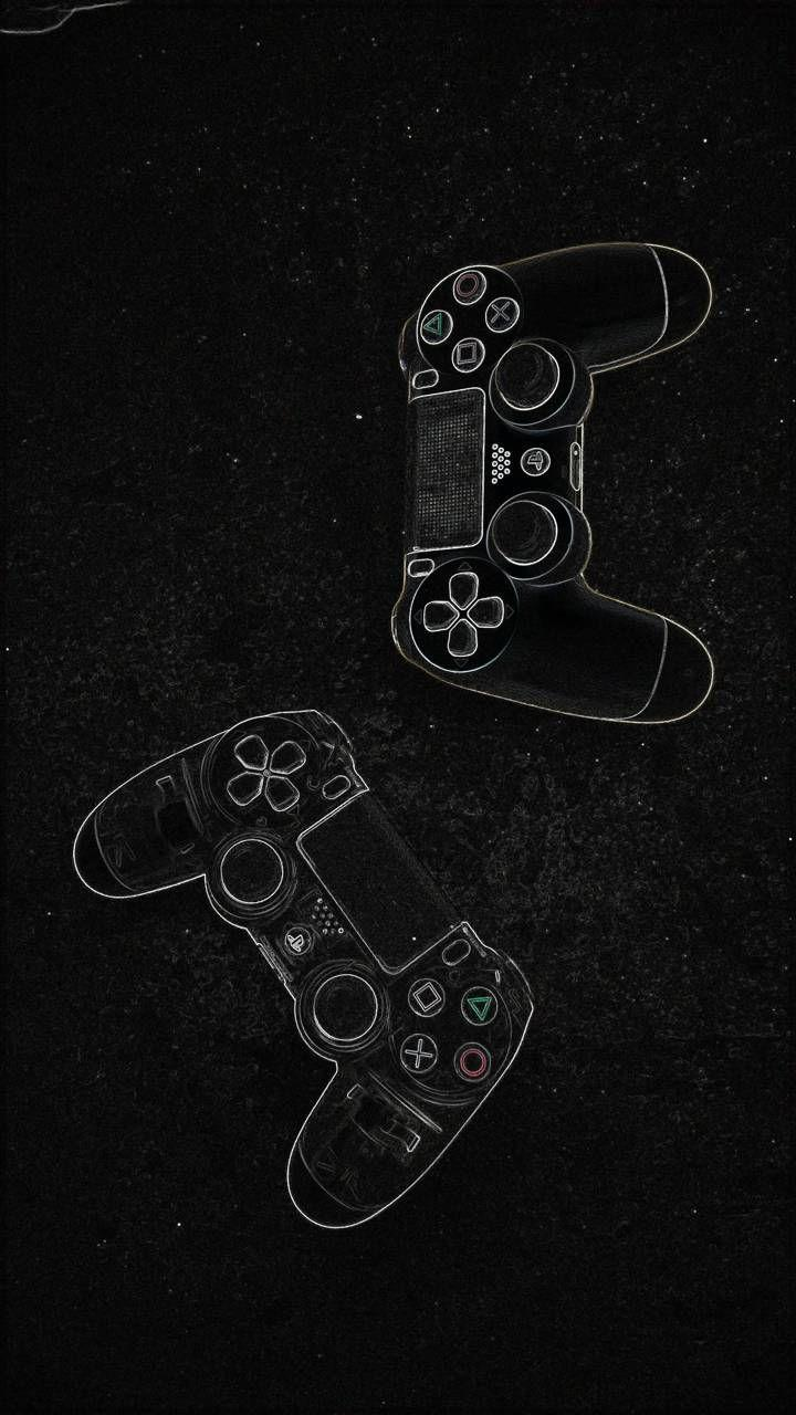 Playstation Controller Hd Iphone Wallpapers Wallpaper Cave