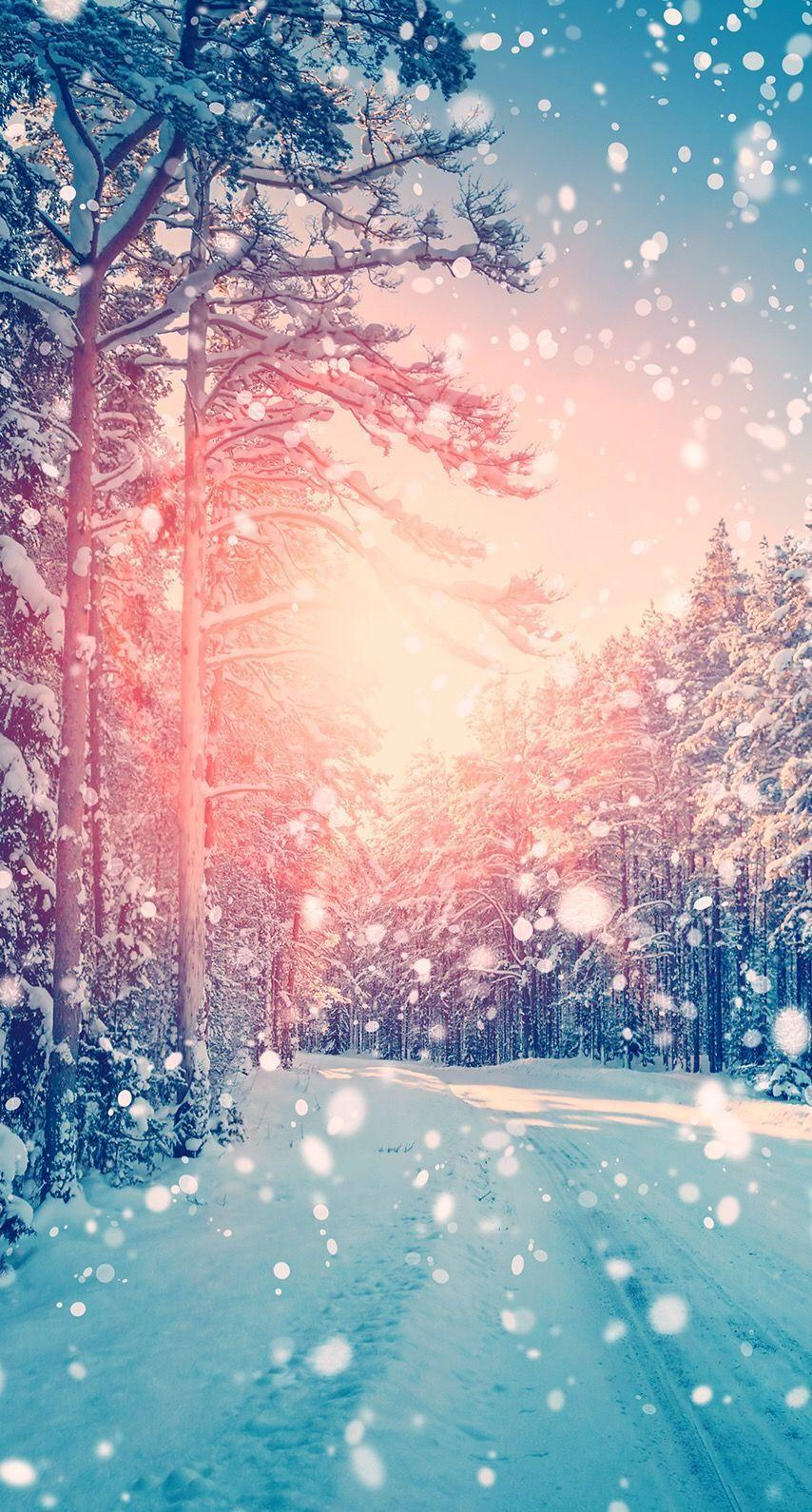 Simple Cute Winter Wallpapers - Wallpaper Cave