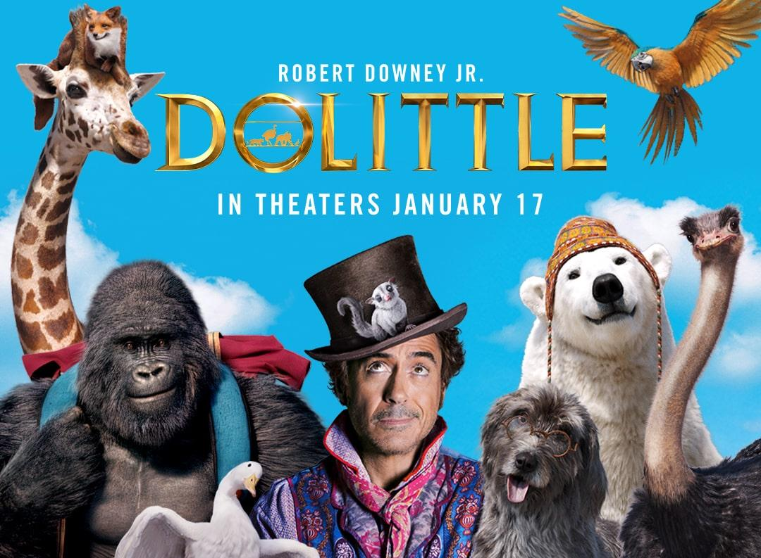 Dolittle HD Wallpapers