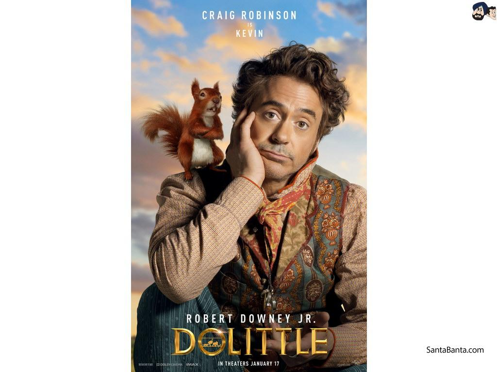 Dolittle Movie Wallpapers