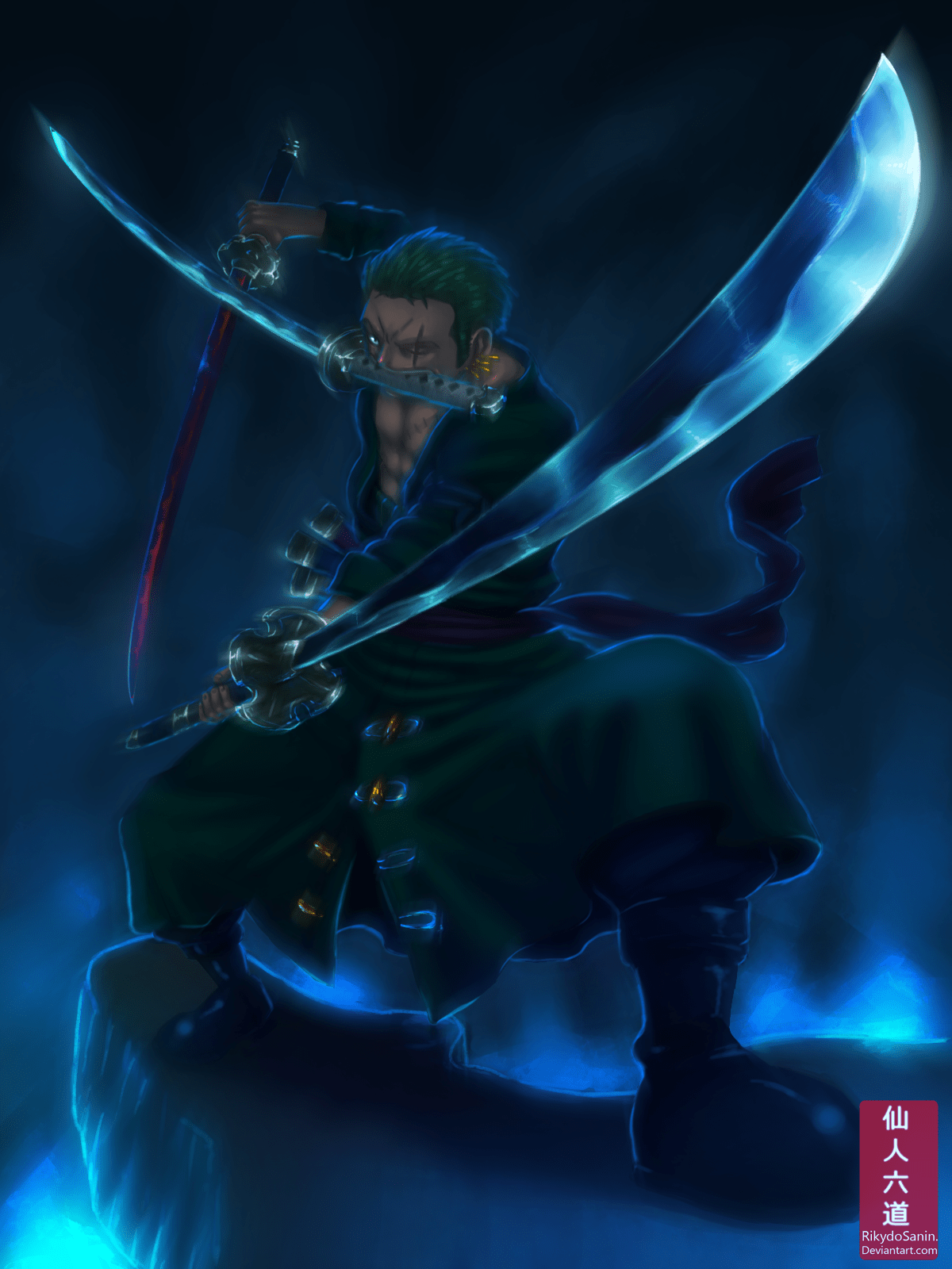 Roronoa Zoro Android Hd Wallpapers - Wallpaper Cave