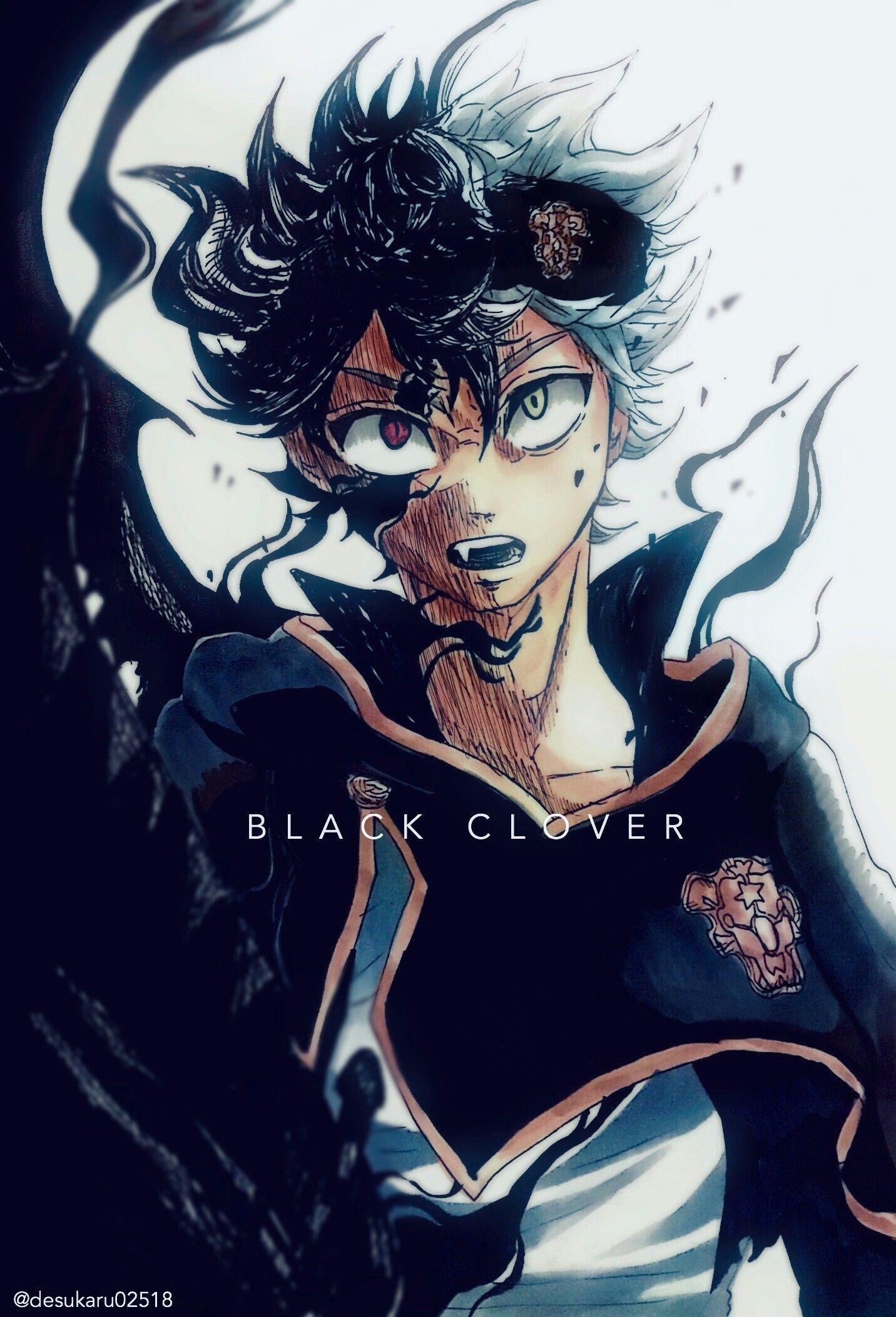Pc Anime Black Clover Nero Wallpapers Wallpaper Cave