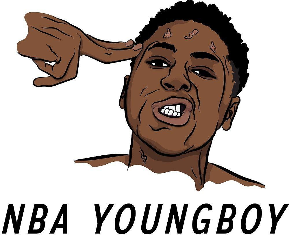 Youngboy Cartoon Wallpapers - Wallpaper Cave