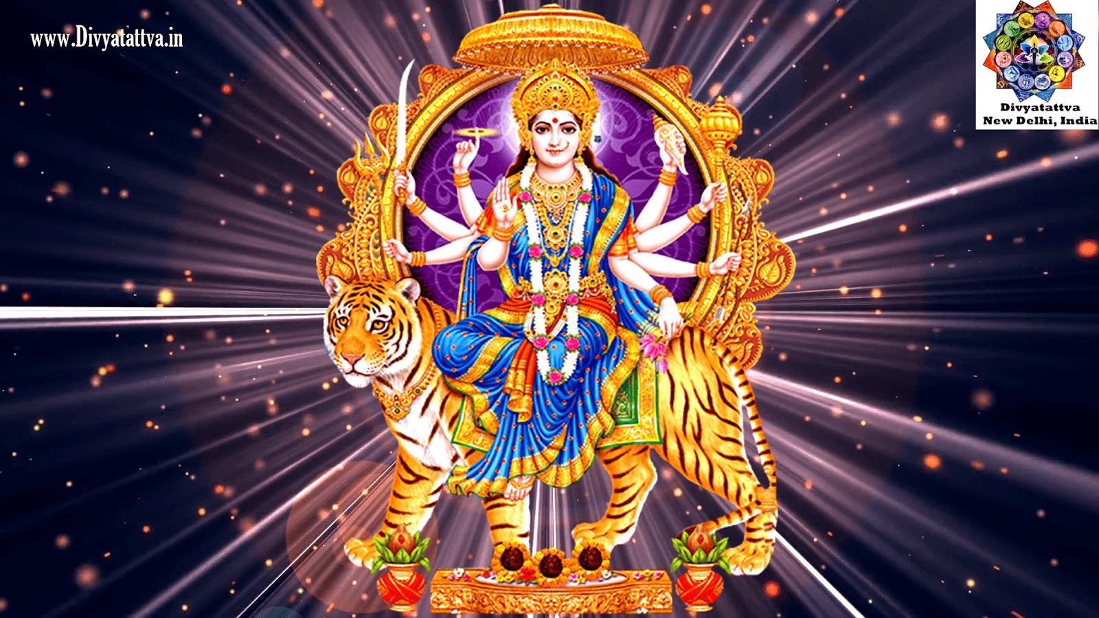 Maa Durga Desktop Full Hd Wallpapers Wallpaper Cave