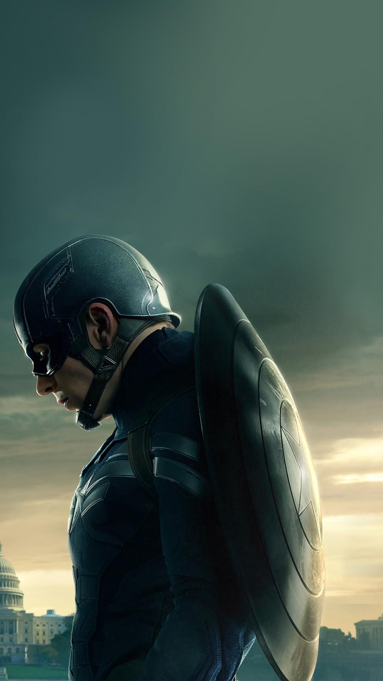 Free download Captain America Sad Hero Film Marvel Android