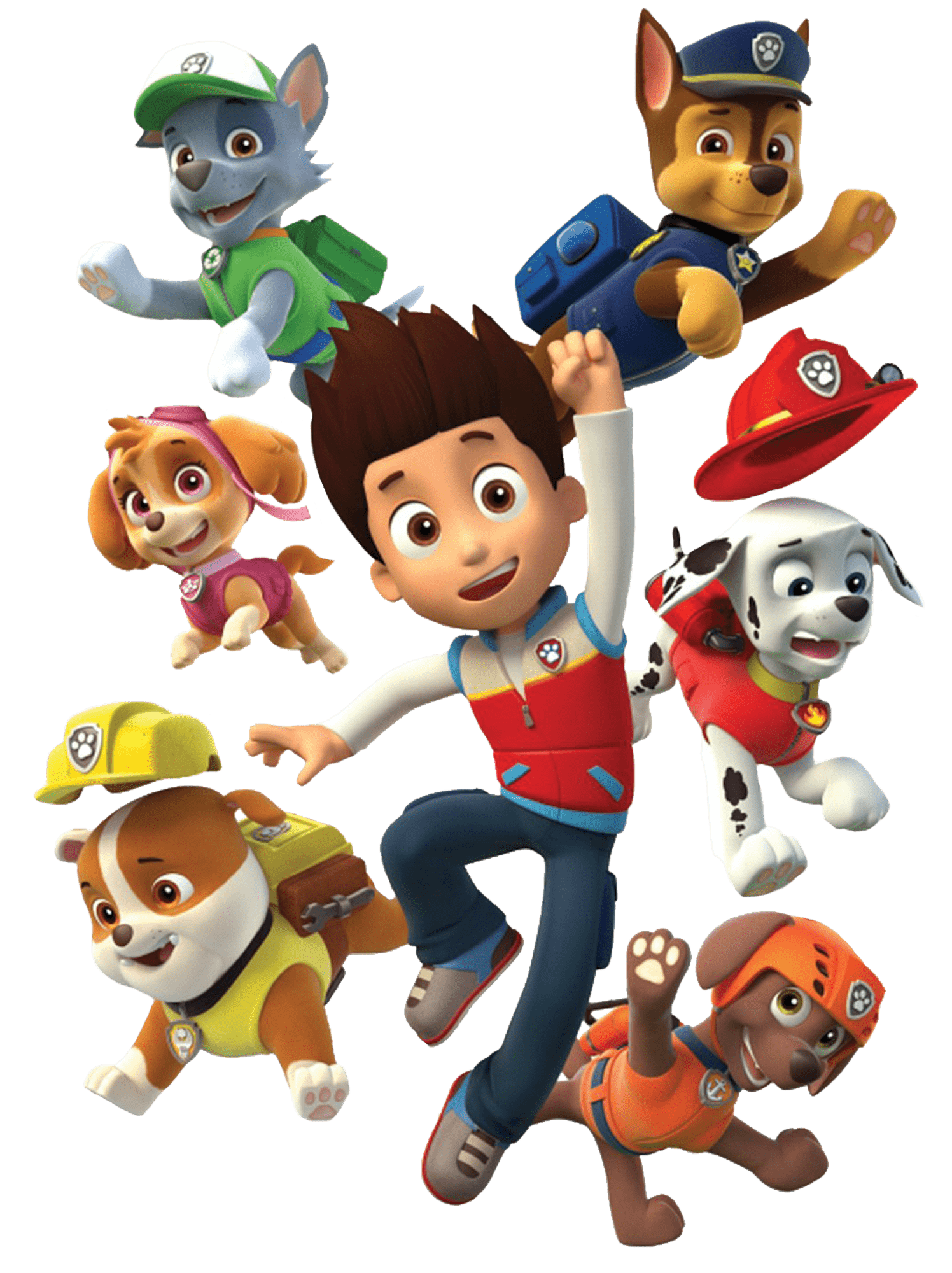 Paw Patrol Android Wallpapers - Wallpaper Cave