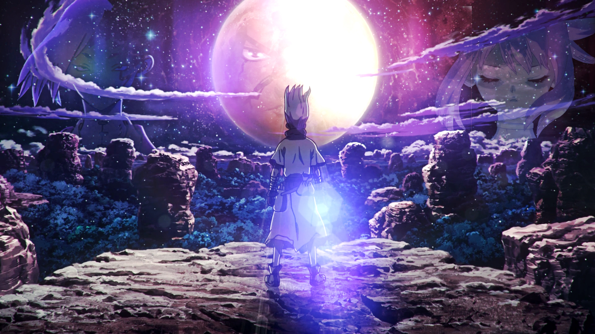 Dr Stone Anime Wallpapers - Wallpaper Cave