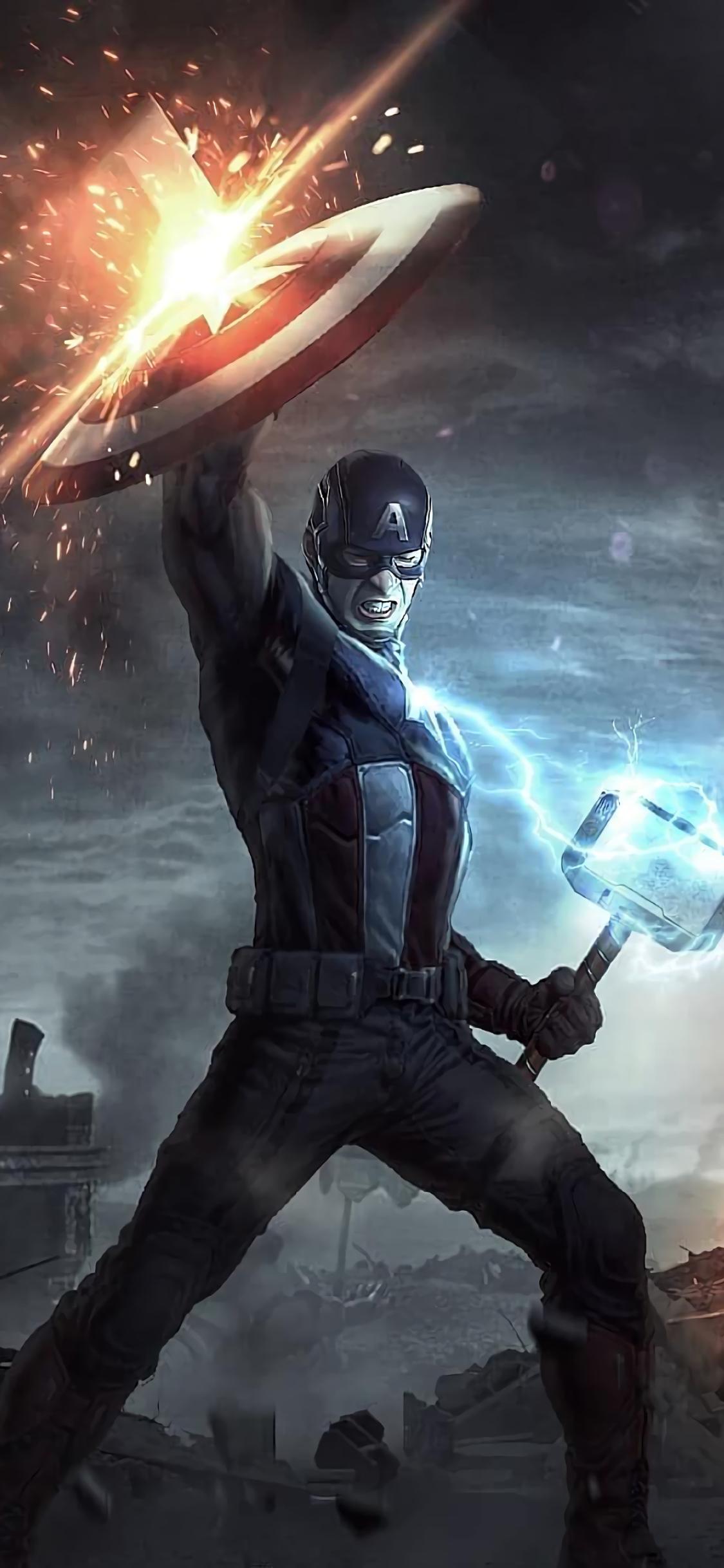 Captain America Hd 4k Mobile Wallpapers - Wallpaper Cave