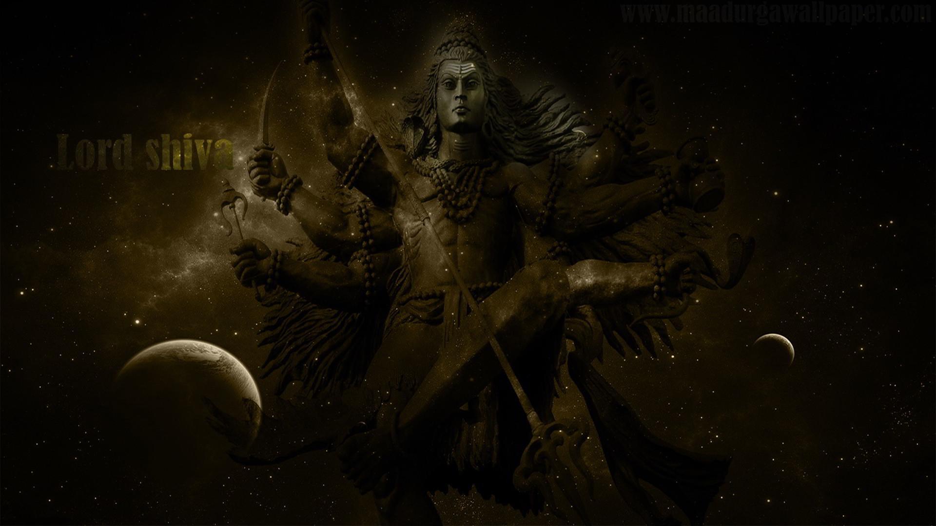 Shiva 4k Wallpapers Wallpaper Cave