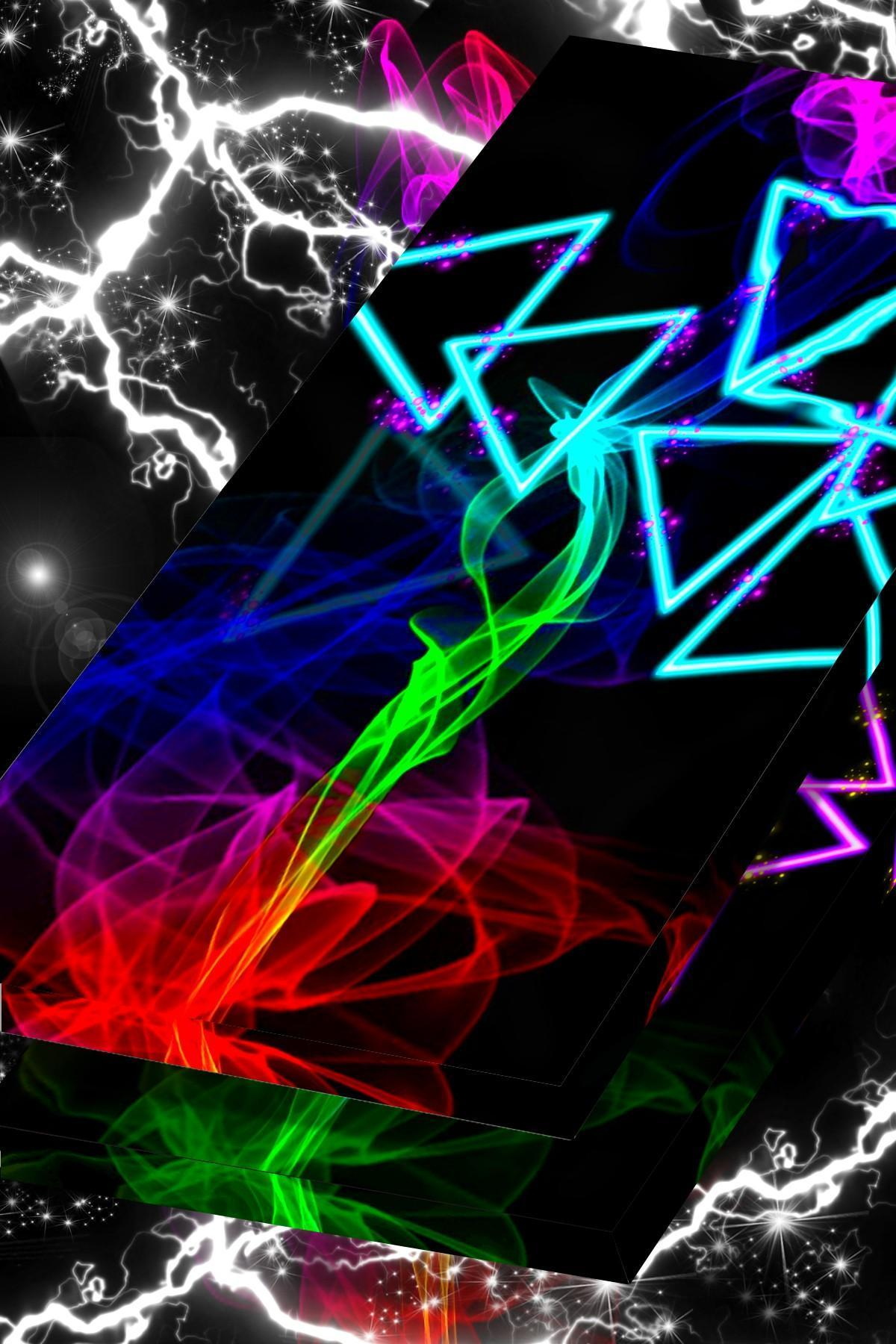 Neon Smoke Android Wallpapers - Wallpaper Cave