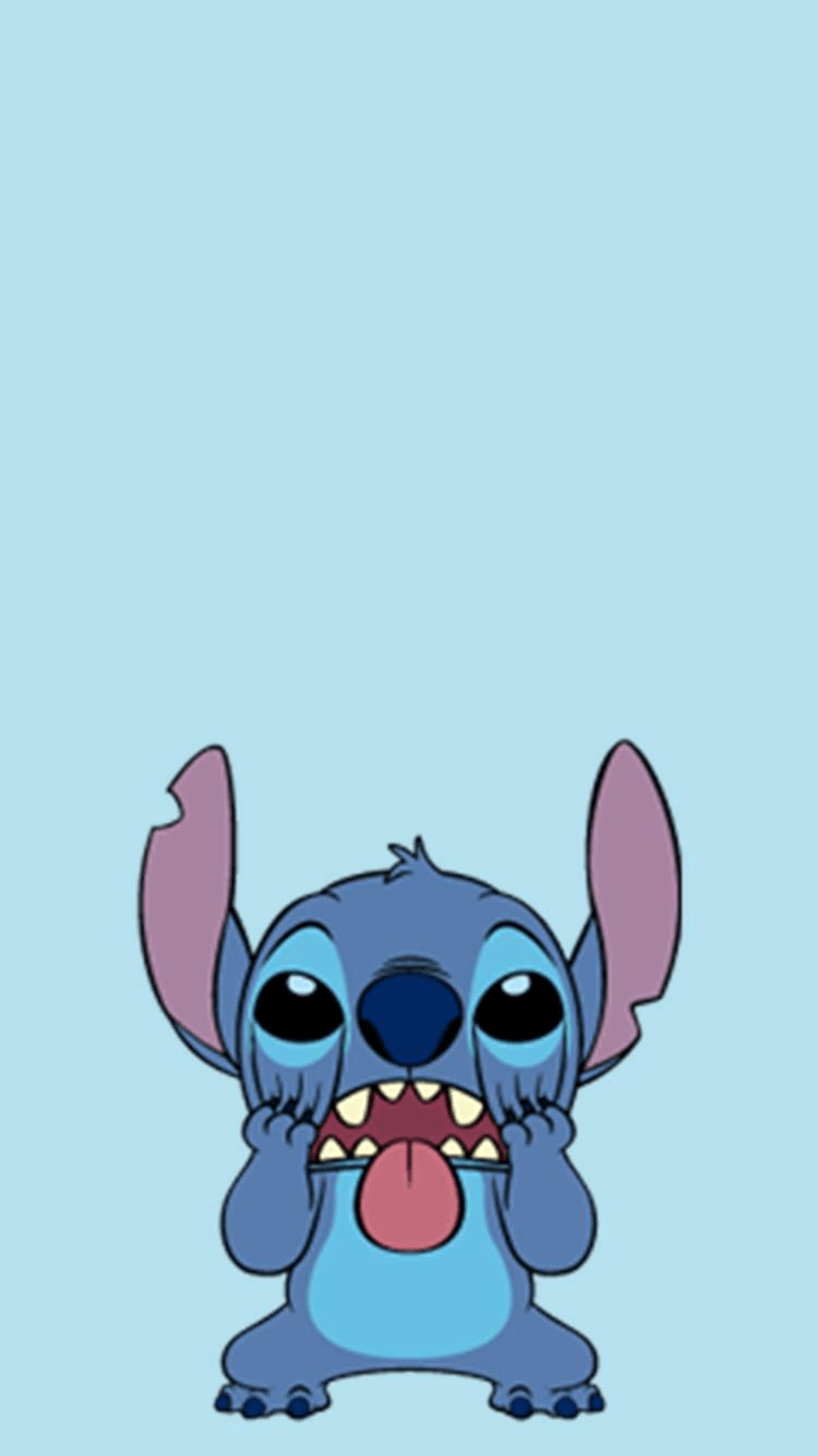 Top Five Gambar Stitch Hd