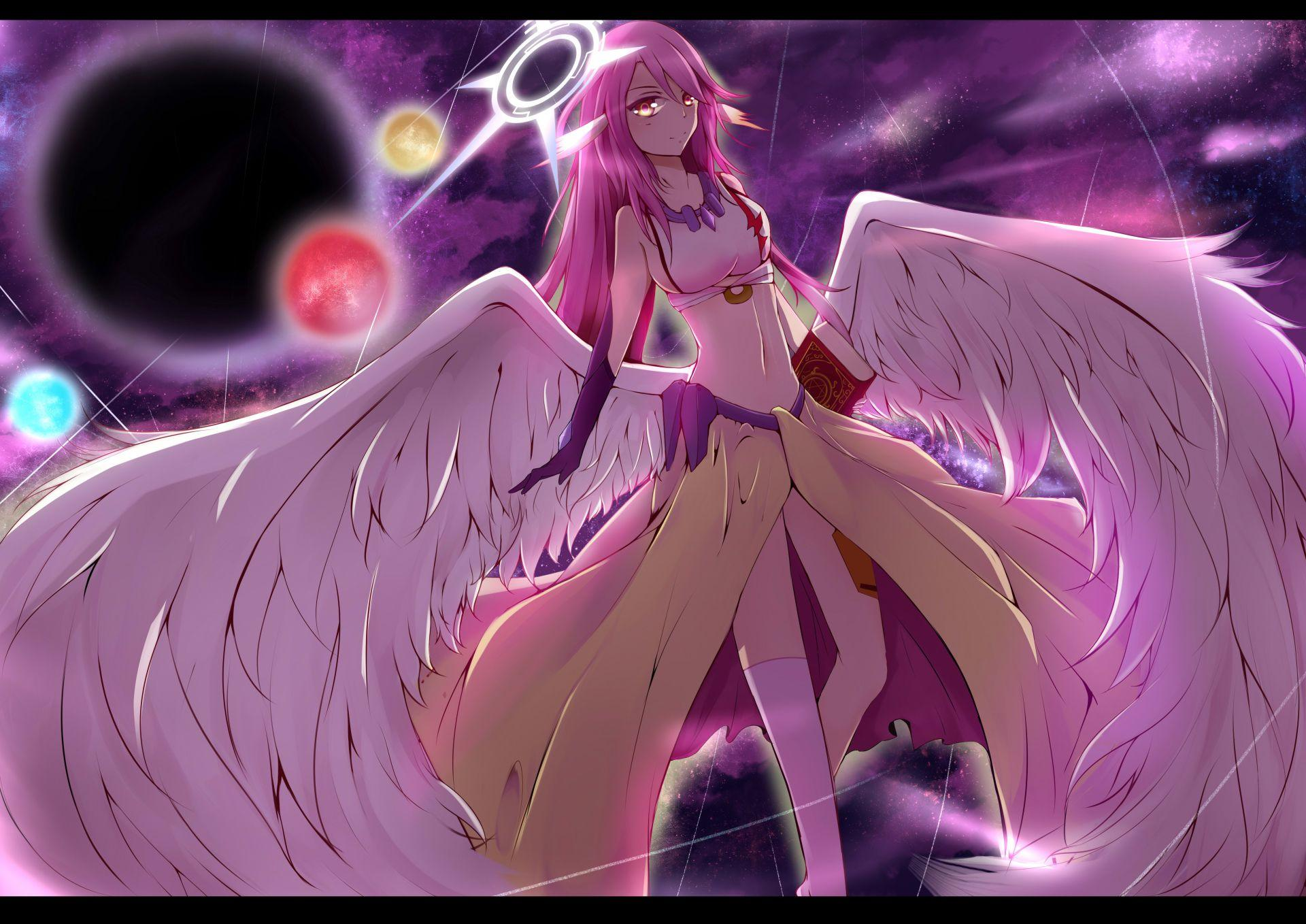 Anime No Game No Life Jibril Hd Wallpapers - Wallpaper Cave