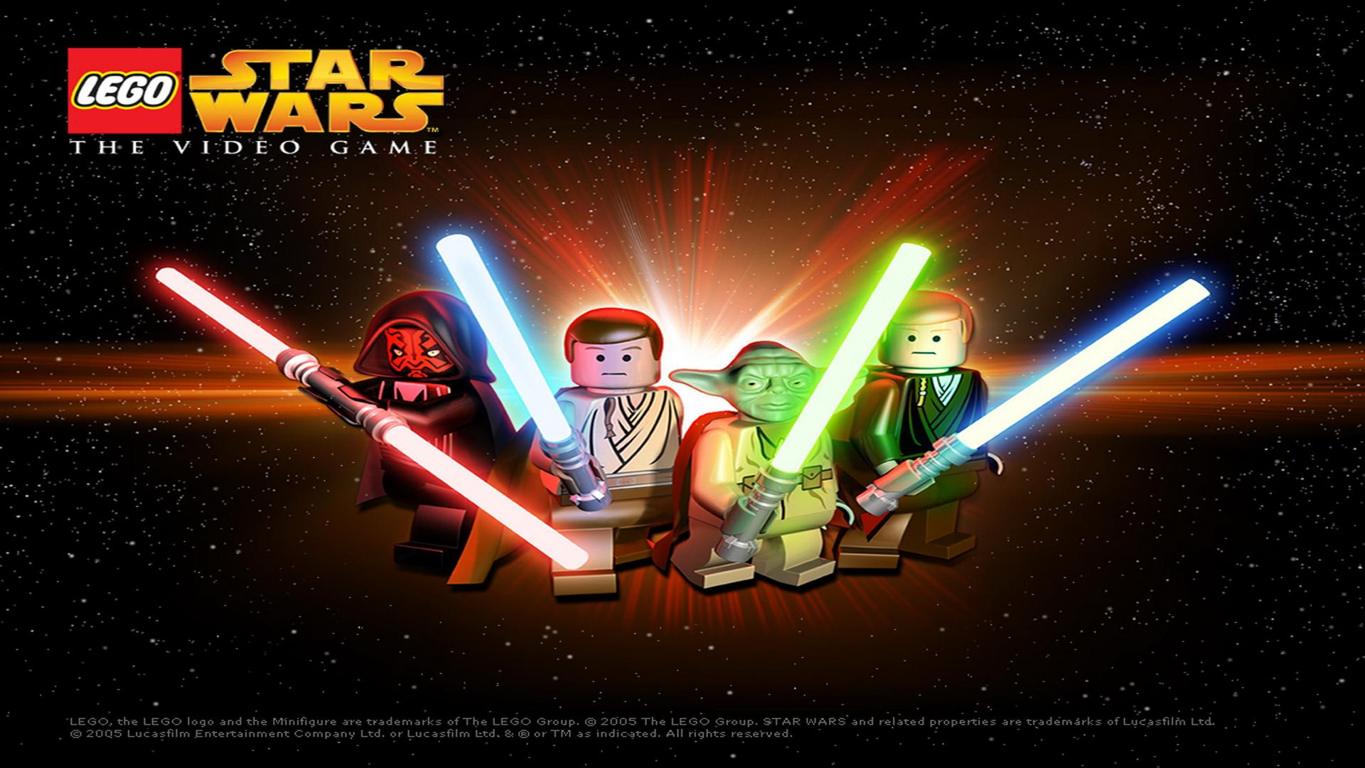 Lego Star Wars Characters Wallpapers Wallpaper Cave