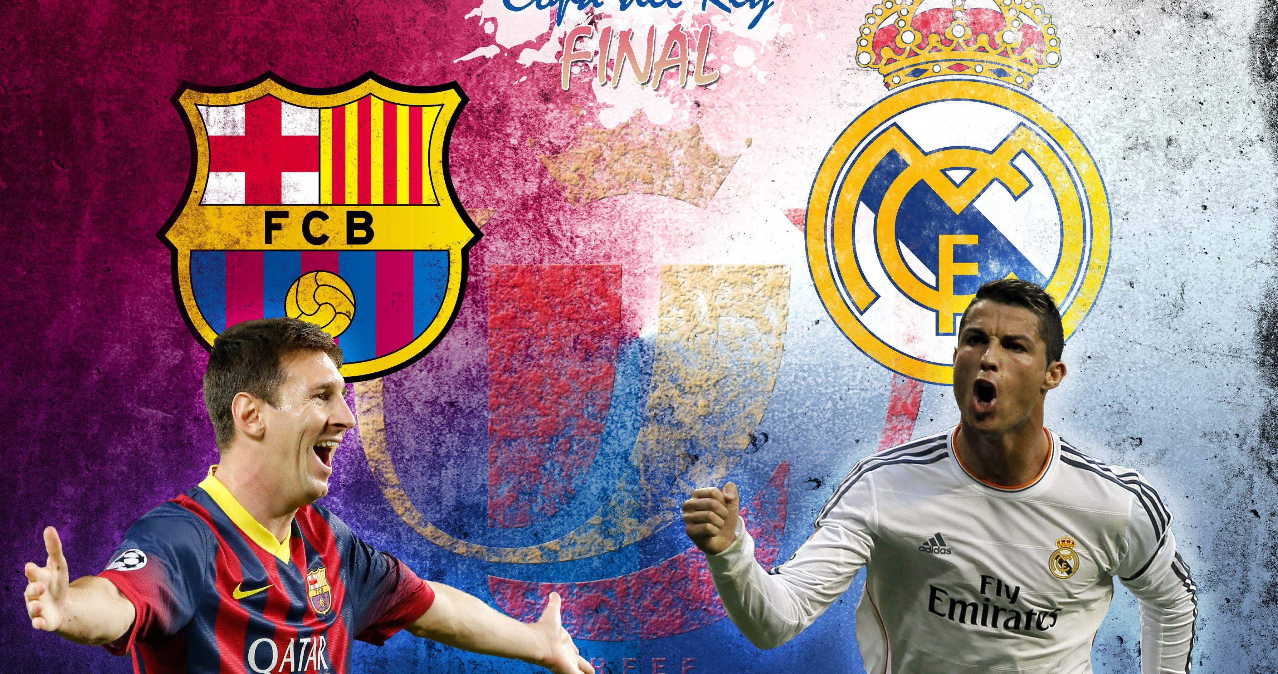 Ronaldo And Messi 4k Desktop Wallpapers Wallpaper Cave
