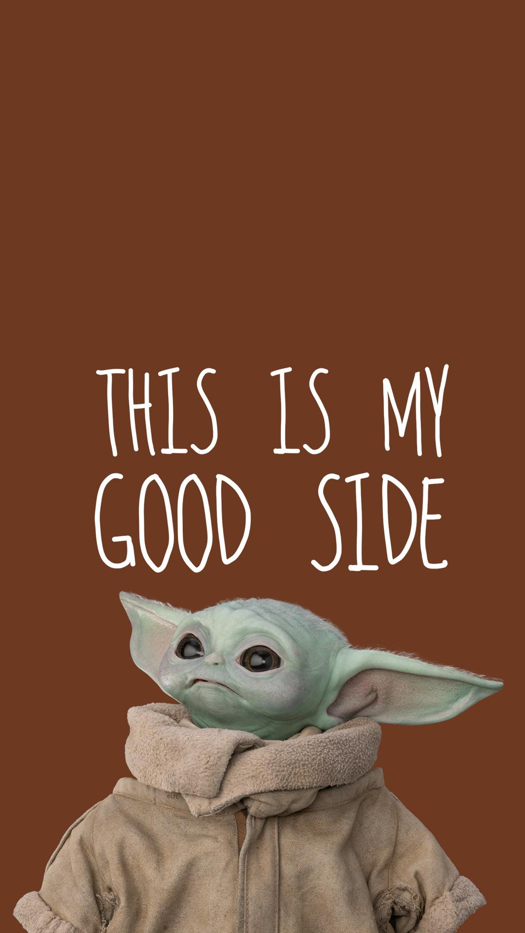 Baby Yoda For Phone Wallpapers - Wallpaper Cave