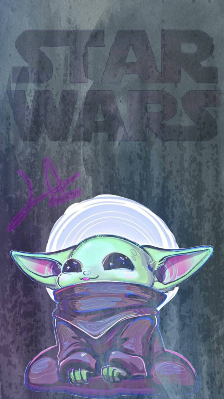 Baby Yoda Cute Wallpapers Wallpaper Cave
