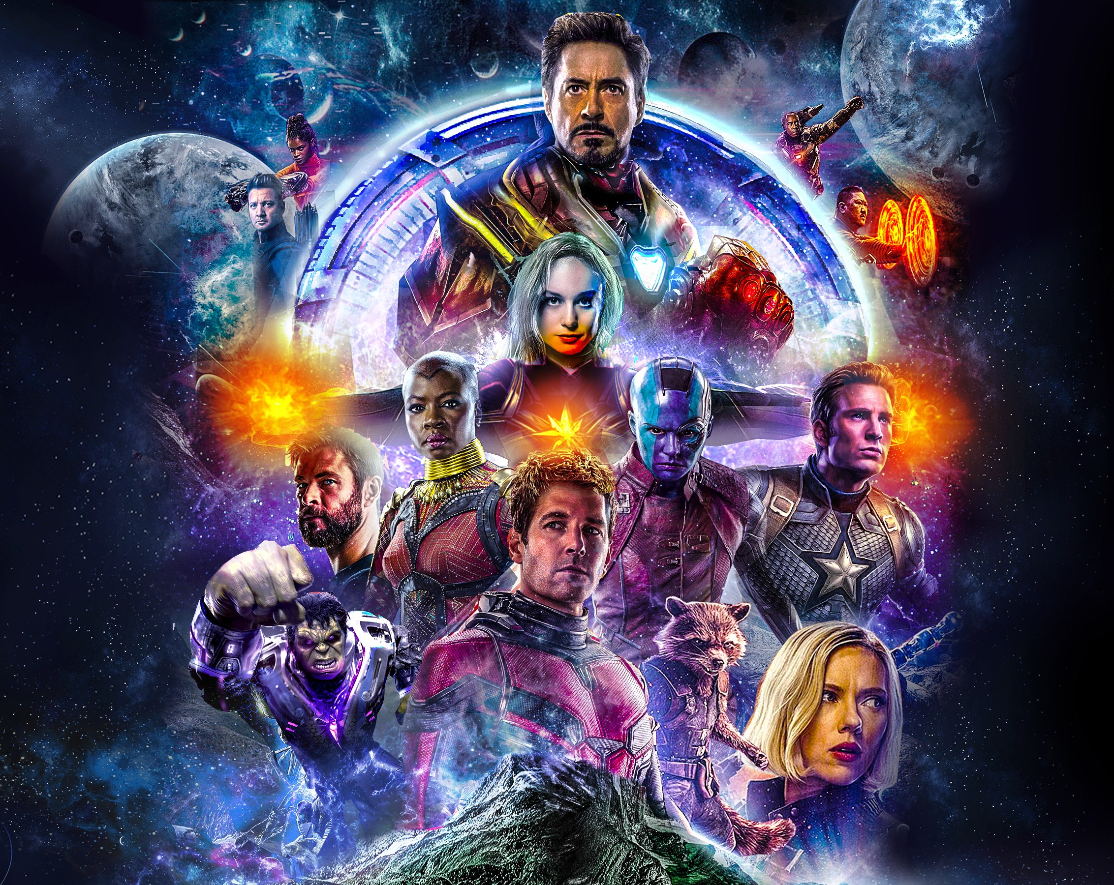 Avengers Endgame Desktop Hd 4k Wallpapers - Wallpaper Cave