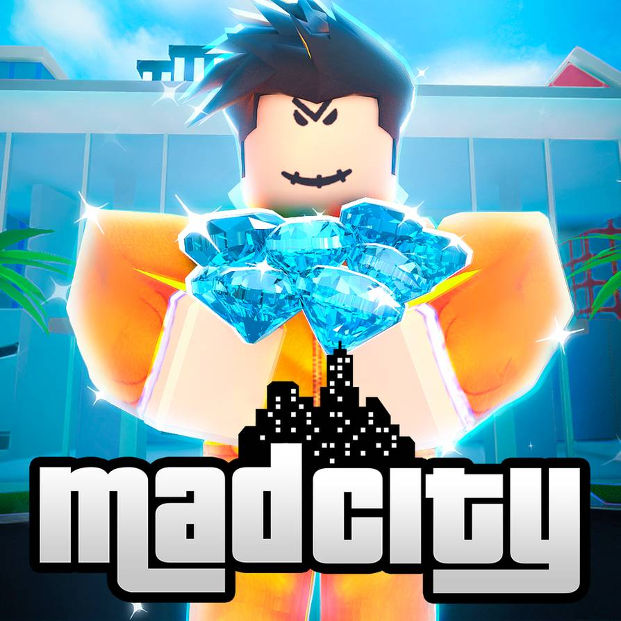 Roblox Mad City wallpapers