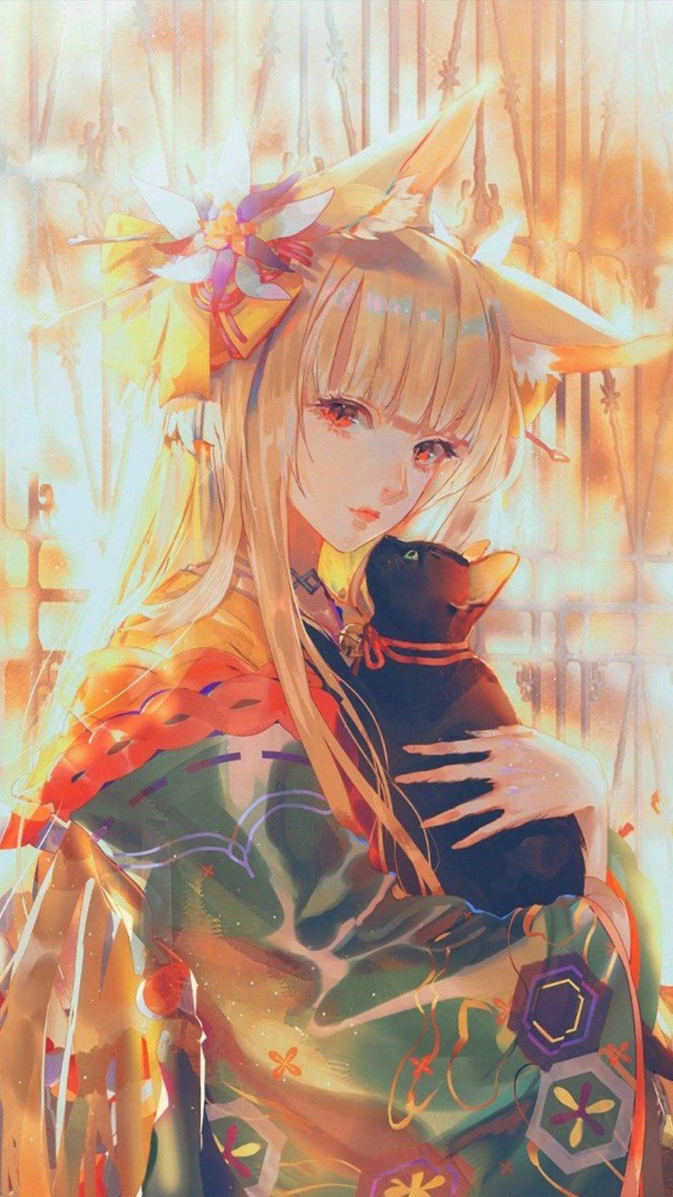 Anime 4k Mobile Wallpapers Wallpaper Cave