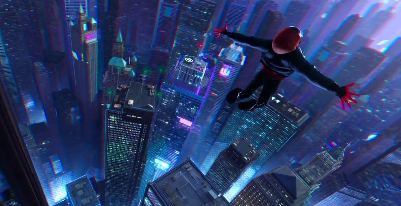 Desktop Spider Man Into The Spider Verse Wallpapers Wallpaper Cave