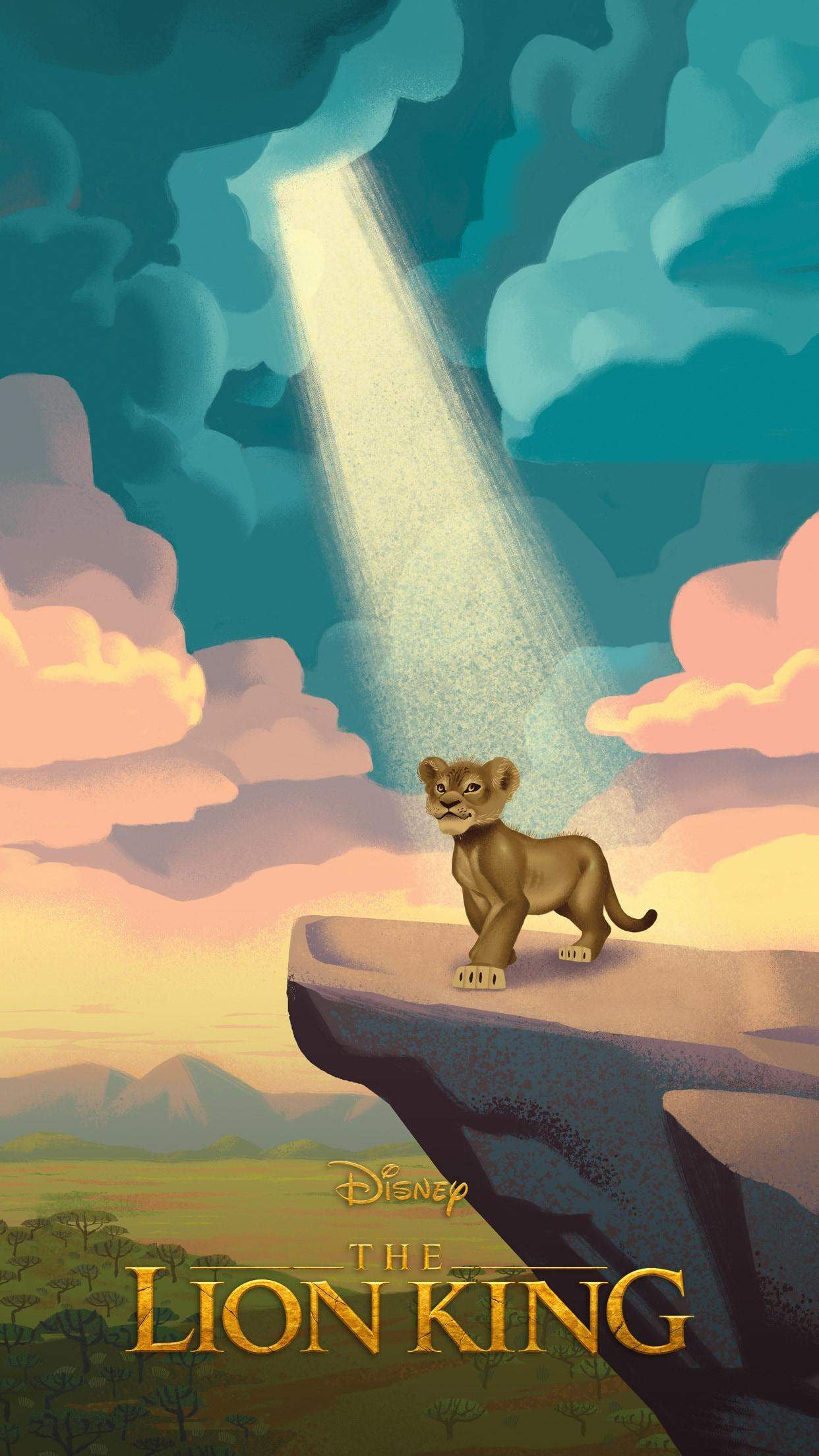 Lion King Hd iPhone Wallpapers - Wallpaper Cave