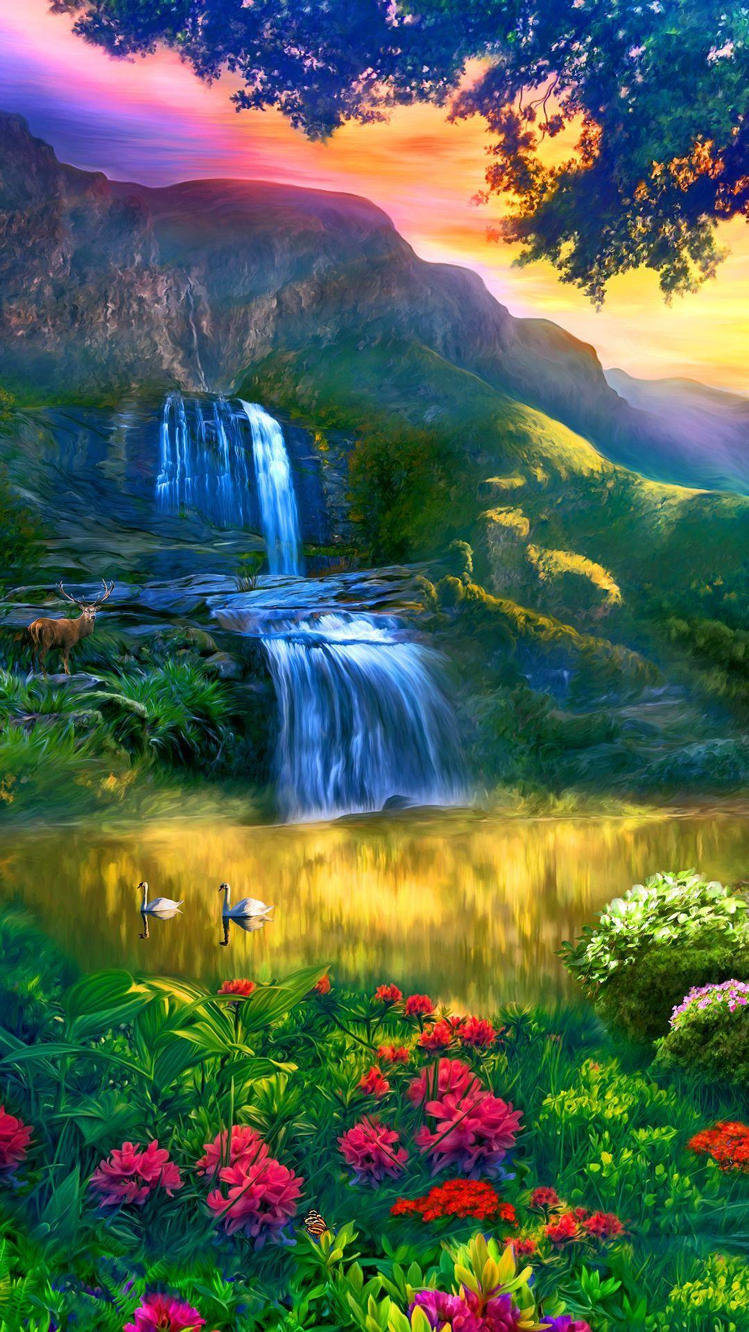 Beautiful Nature Android Wallpapers Wallpaper Cave