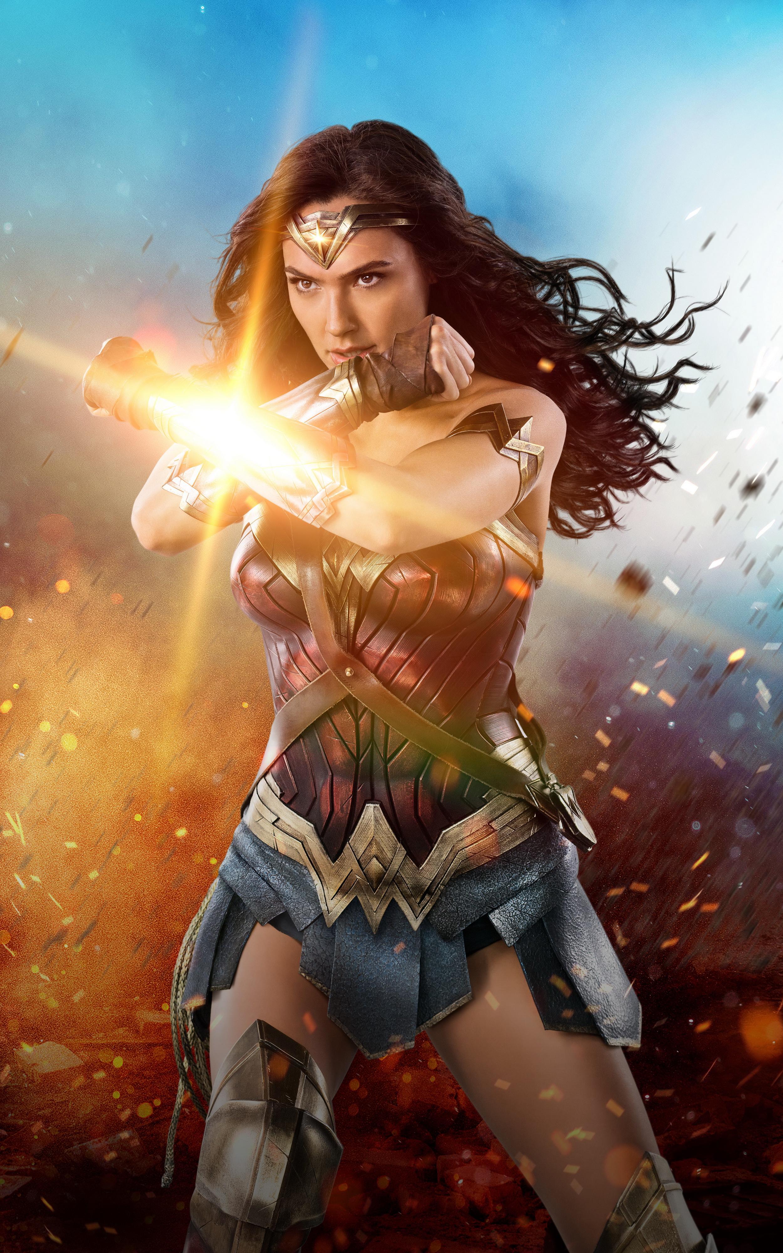 Wonder Woman 4k Mobile Wallpapers Wallpaper Cave