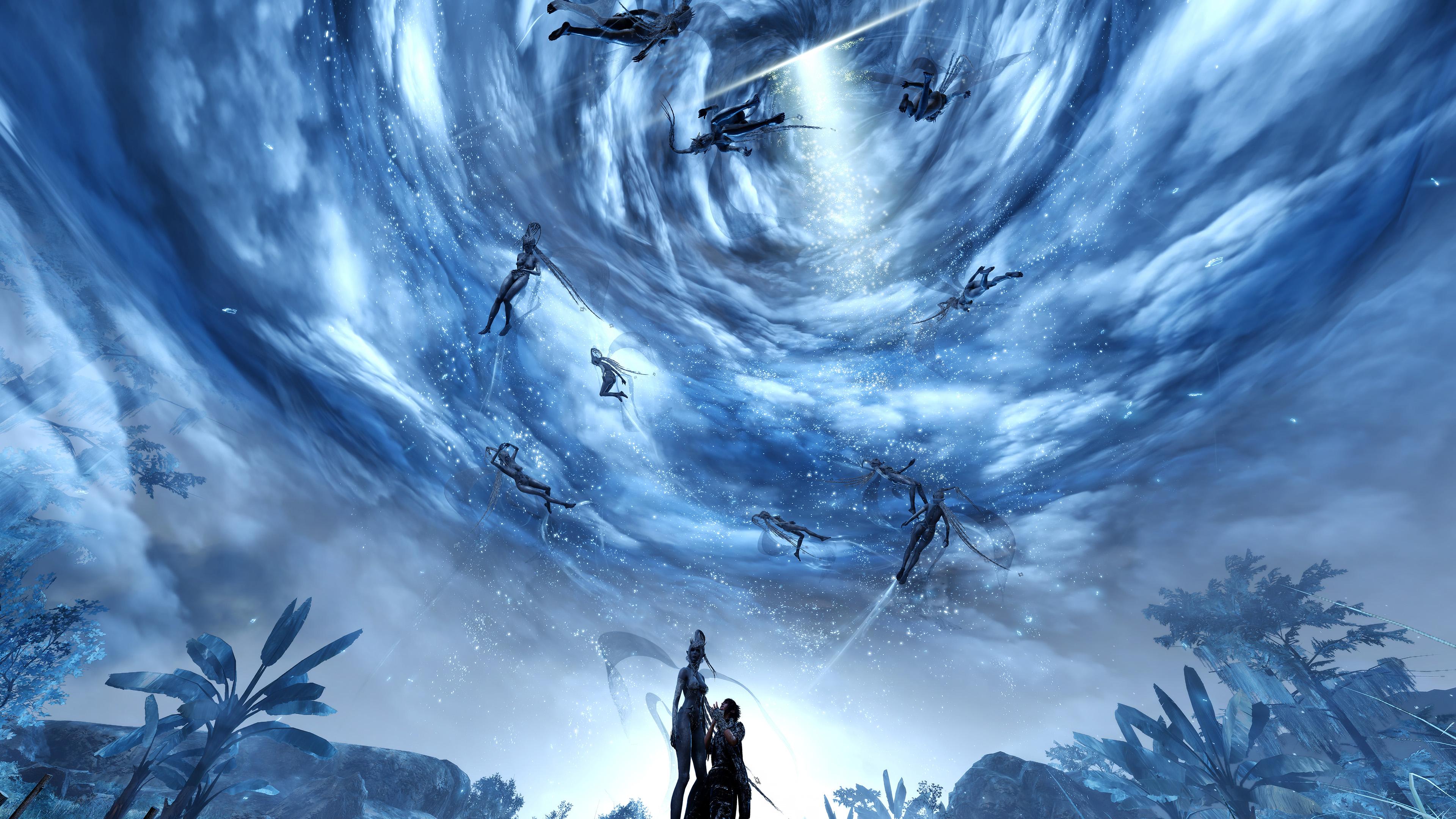 Final Fantasy Backgrounds Wallpaper Cave