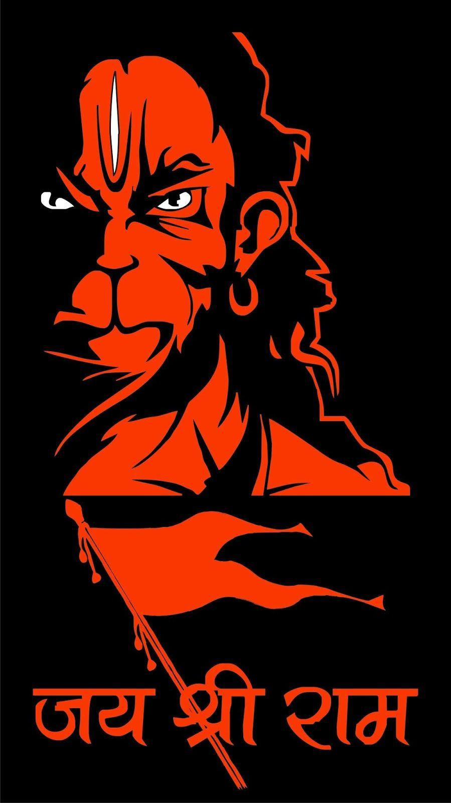 Hanuman Hd Mobile Cartoon Wallpapers Wallpaper Cave