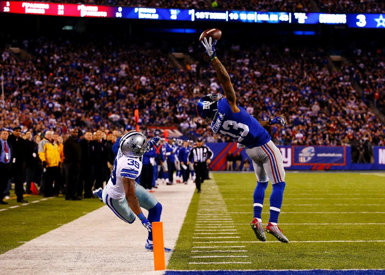 Odell The Catch Desktop Wallpapers Wallpaper Cave
