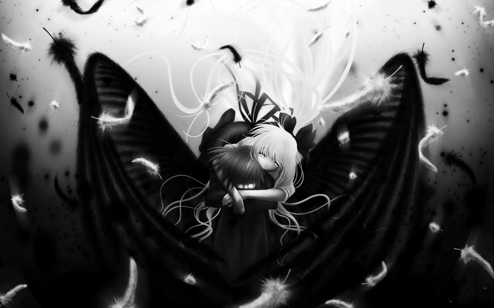 Anime Emo Characters Wallpapers Wallpaper Cave