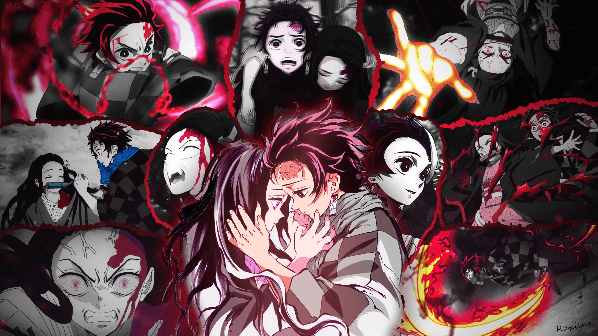 Demon Slayer Kimetsu No Yaiba UHD Wallpapers - Wallpaper Cave