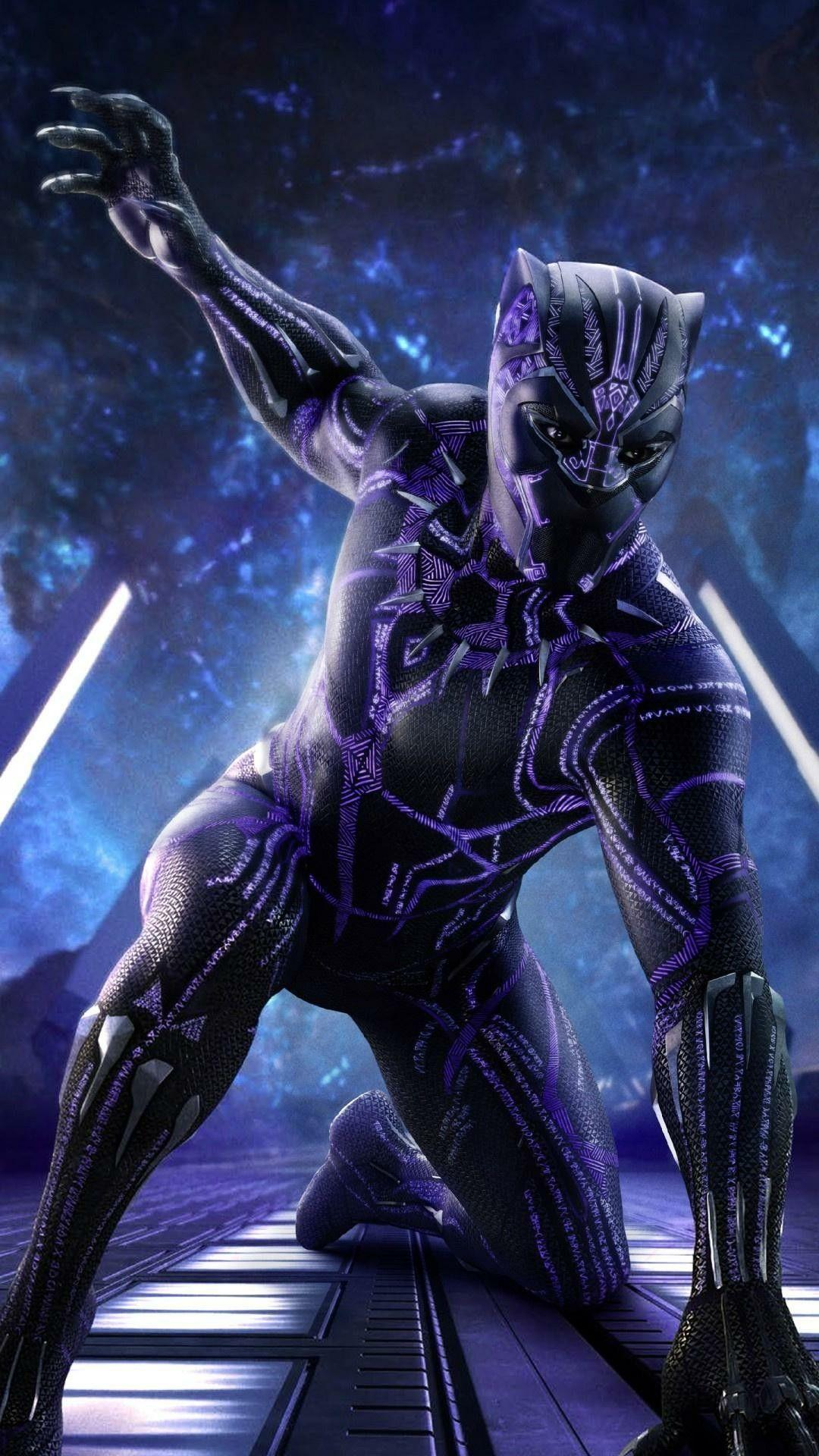 Best Mobile Black Panther Wallpapers - Wallpaper Cave