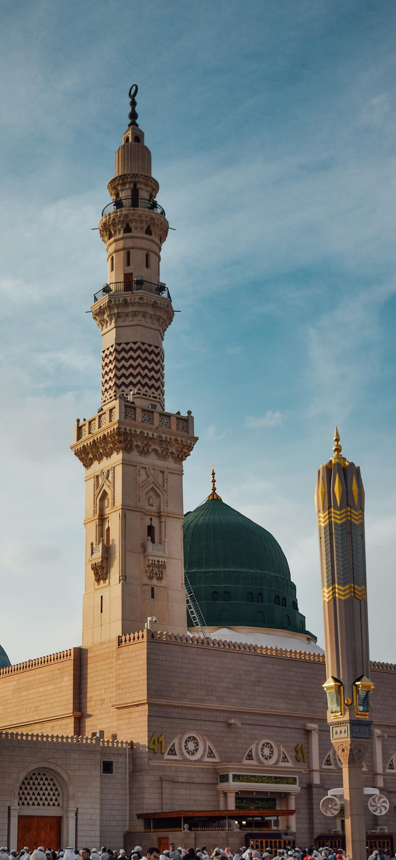 Masjid Nabawi HD Android Wallpapers - Wallpaper Cave